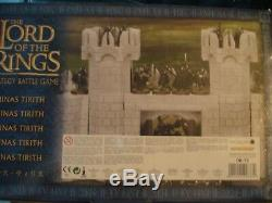 GW Lord of the Rings LotR Scenery Terrain Castle Walls of Minas Tirith New NIB