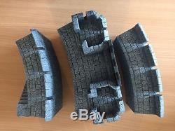 GW Lord of the Rings Warhammer Helms Deep Fortress BOXED Terrain Scenery