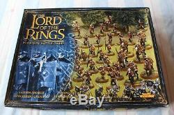 Games Workshop LoTR Eastern Invaders Easterling Army Boxed Lord of the Rings New