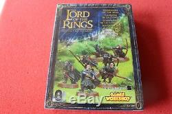 Games Workshop Lord of the Rings Guardians of the Shire Metal New LoTR Gildor GW