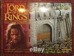 Games Workshop Lord of the Rings Helms Deep Rohan Scenery BNIB New LoTR OOP Box