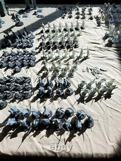 Games Workshop Lord of the Rings Miniature Lot (305 Minis plus some extras)
