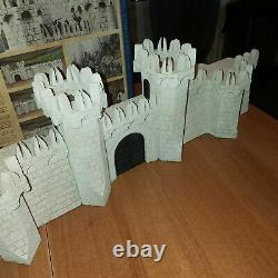 Games Workshop Lord of the Rings Walls of Minas Tirith Scenery New Boxed Gondor