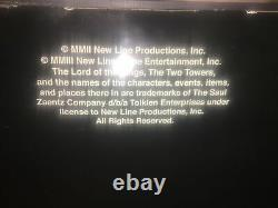 Gollum/Smeagol Life-Sized Lobby Statue Lord of the Rings STILL IN ORIG. BOX