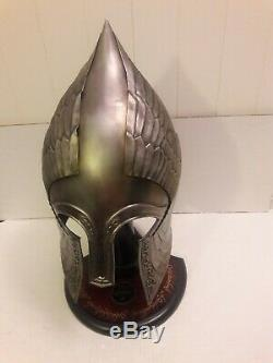 Gondorian Infantry Helm United Cutlery Lord of the Rings Helmet Limited Edition