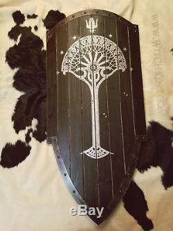 Gondorian Shield Limited Edition NEW, UC1454 United Cutlery, Lord of the Rings