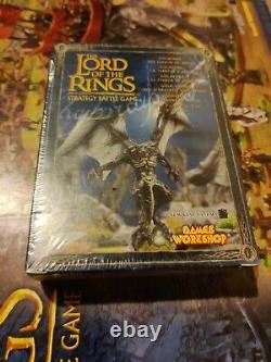 Gulavhar The Terror of Arnor Games Workshop Lord Of The Rings OOP Sealed Metal