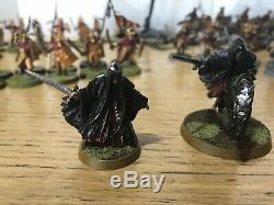 Gw lord of the rings Easterlings Painted Army Collection