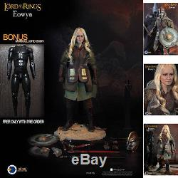 HOT 1/6 Asmus Toys LOTR Lord of the Rings Return of the King Princess Eowyn