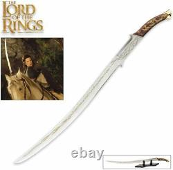 Hadhafang Sword Of Arwen Lord Of The Rings Lotr Fantasy