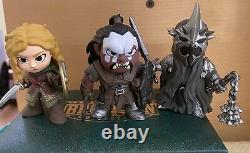 Hot Topic Exclusive Eowyn Lurtz Witch King Lord Of The Rings Funko Mystery Minis