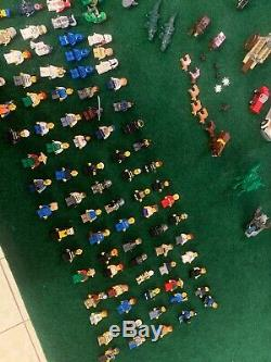 Huge Lego Lot, Star Wars, Lord Of The Rings, City, And 40 Pounds Of Legos