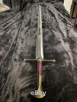 Isildur Sword/UC2598/United Cutlery Lord Of The Rings/UC Lotr/hobbit/ #0061 Rare