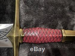 Isildur Sword/UC2598/United Cutlery Lord Of The Rings/UC Lotr/hobbit/ #0061 Rare