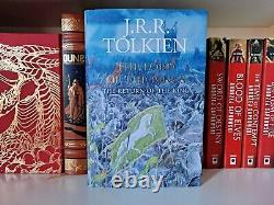 JRR Tolkien The Hobbit & The Lord of the Rings Boxed Set (Illustrated Edition)