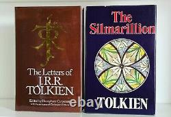 J. R. R. Tolkien History of Middle Earth, Lord of the Rings 1st Edition lot