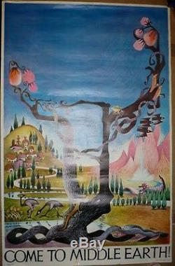 J. R. R Tolkien, Original Art, The Lord of the Rings, withCOA from Betty Ballantine