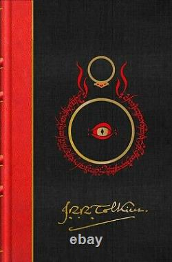 J. R. R. Tolkien The Lord Of The Rings Illustrated by Tolkien Deluxe Ed Preorder
