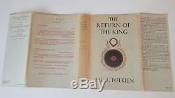 J. R. R Tolkien, The Lord of the Rings, 1st/1st Set, No Restoration