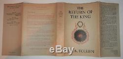 J. R. R Tolkien, The Lord of the Rings, 1st Edition, 1966 Set, Imp. 15, 12, 11