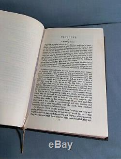 J. R. R. Tolkien The Lord of the Rings Baynes UK First Edition Deluxe 1964