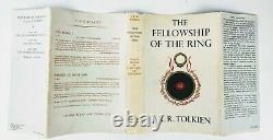 J. R. R. Tolkien The Lord of the Rings Complete Set of First Editions