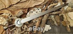 King Theoden, Herugrim sword UC1370 United Cutlery, LOTR, Lord of the Rings WETA