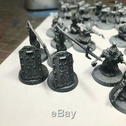 Kingdom of Khazad-Dum (Moria) Full Army Lot The Lord of The Rings