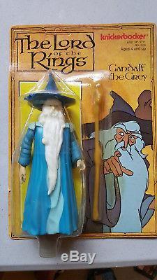 Knickerbocker 1979 Lord of the Rings Gandalf Action Figure