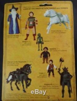 Knickerbocker Lord of the Rings Gollum Action Figure MOC 1979 LOTR Vintage Rare