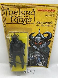 Knickerbocker Lord of the Rings Ringwraith 1979 action figure