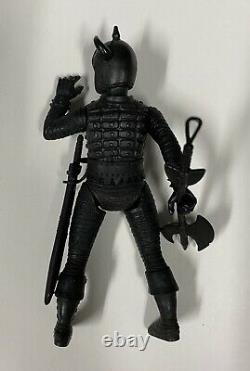 Knickerbocker Vintage Lord of the Rings RINGWRAITH and CHARGER Action Figures