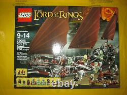 LEGO 79008 Lord of the Rings Pirate Ship Ambush New & Sealed