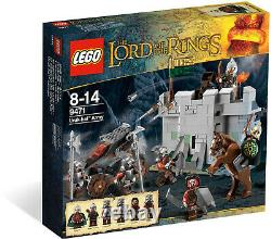 LEGO 9471 Uruk Hai Armee Lord of the Rings NEU NEW SEALED