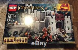 LEGO 9474 The Battle of Helm's Deep 100% Complete The Lord of the Rings