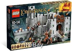 LEGO 9474 The Battle of Helm's Deep Lord of the Rings NEW SEALED
