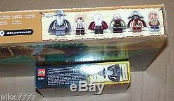 LEGO An Unexpected Gathering & Gandalf Arrives 79003 9469 Lord of the Rings LotR
