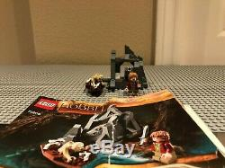 LEGO Lord of The Rings and Hobbit Set Lot! 10 Sets in total! NOT 100% COMPLETE