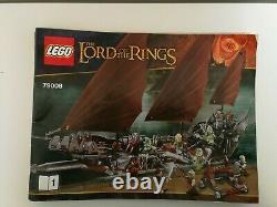 LEGO Lord of the Rings 79008 Hinterhalt auf dem Piratenschiff Pirate Ship Ambush