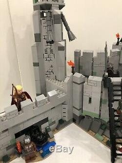 LEGO Lord of the Rings Battle of Helm's Deep 9474 & 9471 Uruk-hai Army COMPLETE