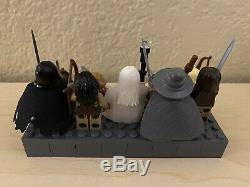 LEGO Lord of the Rings/Hobbit Minifigure Collection