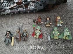 LEGO Lord of the Rings LOTR Pirate Ship Ambush 79008 COMPLETE withall Minifigures