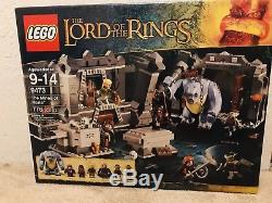 LEGO Lord of the Rings Set #9473 The Mines of Moria New in Sealed Box