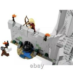 LEGO Lord of the Rings The Battle of Helm's Deep Set 9474 100% Complete