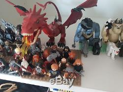 LEGO Lord of the Rings + The Hobbit original MINIFIGURES Collection! UNIQUE