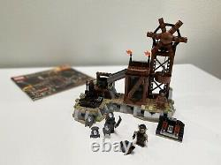 LEGO Lord of the Rings The Orc Forge (9476)