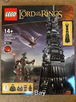 LEGO Lord of the Rings The Tower of Orthanc (10237)