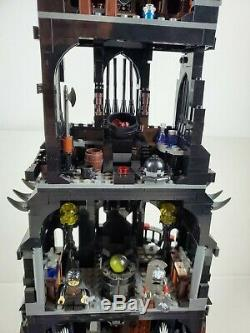 LEGO Lord of the Rings The Tower of Orthanc (10237) Missing ent figure (2013)