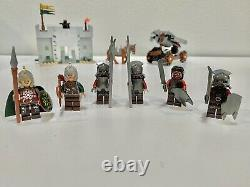 LEGO Lord of the Rings Uruk-hai Army (9471) loose but new