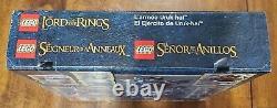 LEGO Lord of the Rings Uruk-hai Army (9471) sealed box new